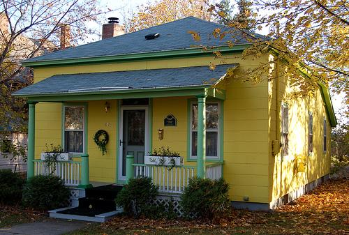 Dandelion Cottage c. 1880