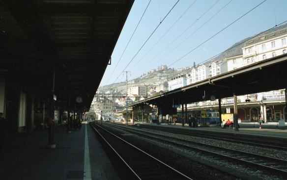 TrainStation - Geneva