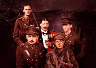 Black Adder Cast