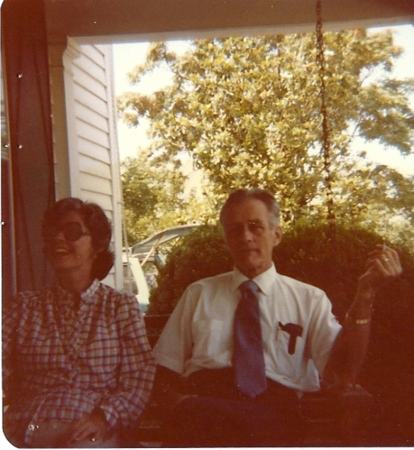 Dad and Dianne, Tennessee, 1992