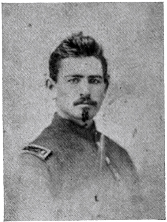 Captain Lorenzo P. Adley