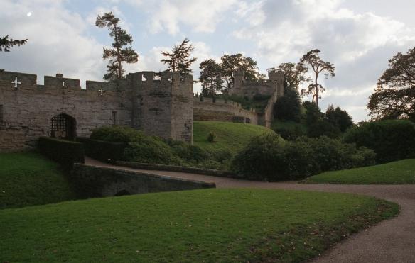 Warwick Castle, 1985