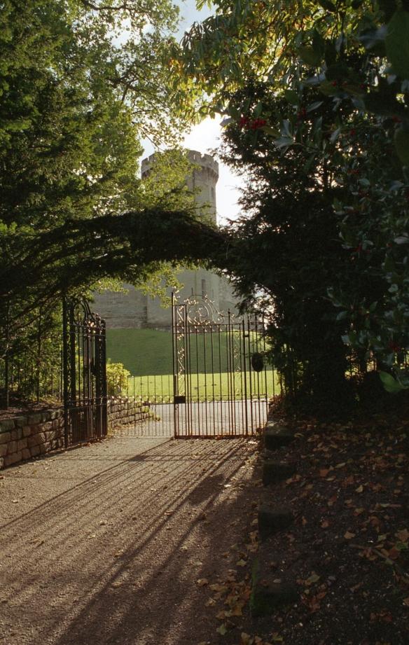 Warwrick Castle, 1985