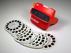 View-Master, the iPad of the 1940s and 1950s.