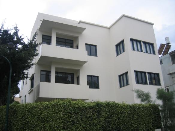 Bauhaus Tel Aviv Museum