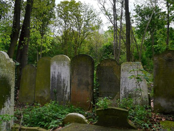 Tower Hamlets Cemetery, East End London